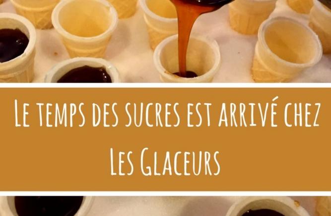 Essayez notre collection de cupcakes à l'érable en boutique et en ligne dès maintenant!