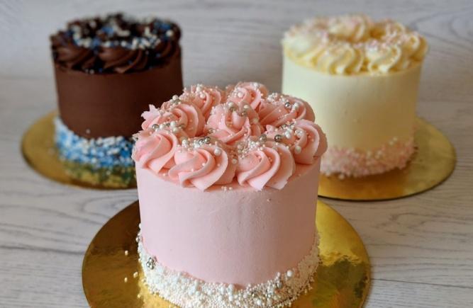Gâteaux petits formats parfaits en toute occasion