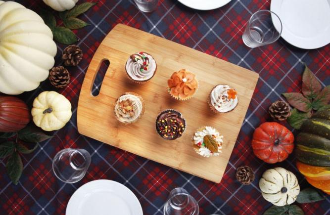 L'automne est dans l'air! Découvrez notre assortiment gourmand saisonnier!