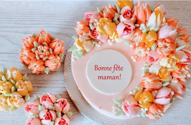 La fête des mères est ce dimanche le 9 mai!