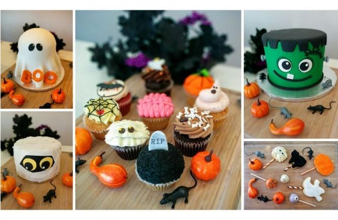 Nos nouvelles créations pour l'Halloween!