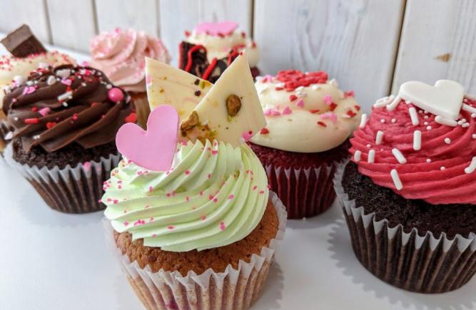 Nos produits pour la St-Valentin sont disponibles!