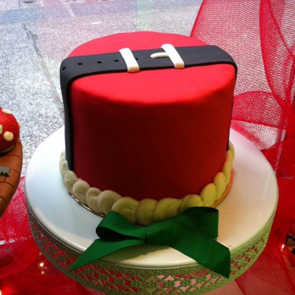Gateau De Fete De Noel.Gâteaux Noël Les Glaceurs