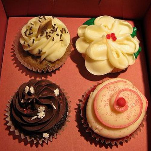 Absolutely gorgeous cupcakes