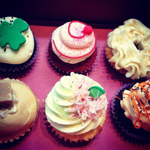Best Damn Cupcakes in Montreal: Les Glaceurs