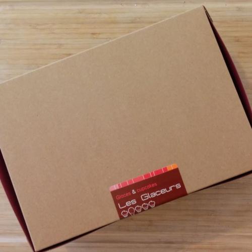 Boîte assortie - 6 cupcakes