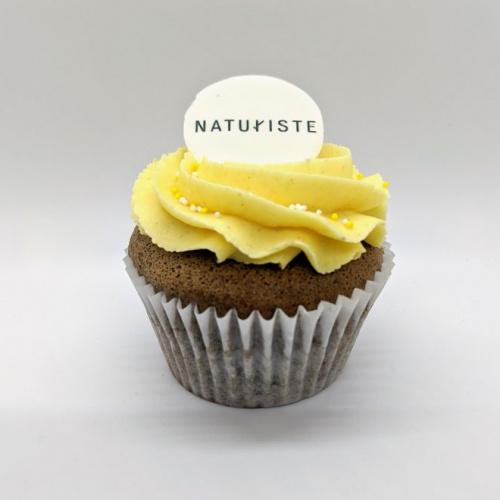 Energizing Cupcake - Lavender and Lemon