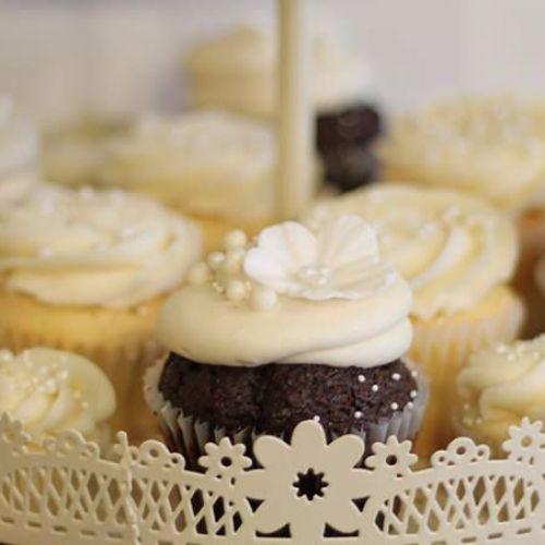 Cupcake mariage