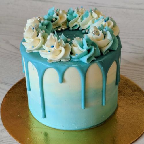 Gâteau coulis 12 à 15 portions