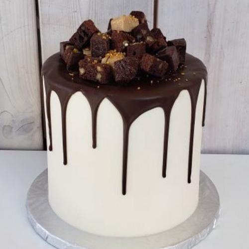 Gâteau décadent 12 à 15 portions