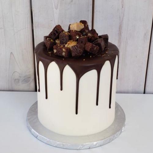Gâteau décadent 2 à 4 portions