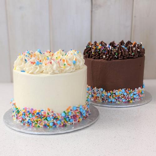 Gâteau festif 2 à 4 portions