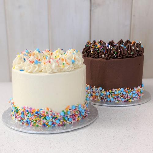 Gâteau festif 6 à 8 portions