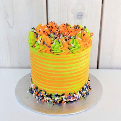 Gâteau Halloween festif