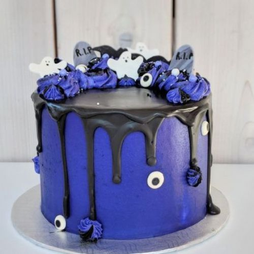 Gâteau Hanté