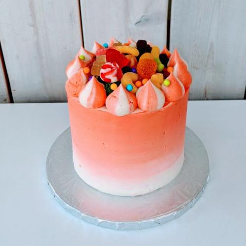 Gâteau jujubes 2 - 4 portions
