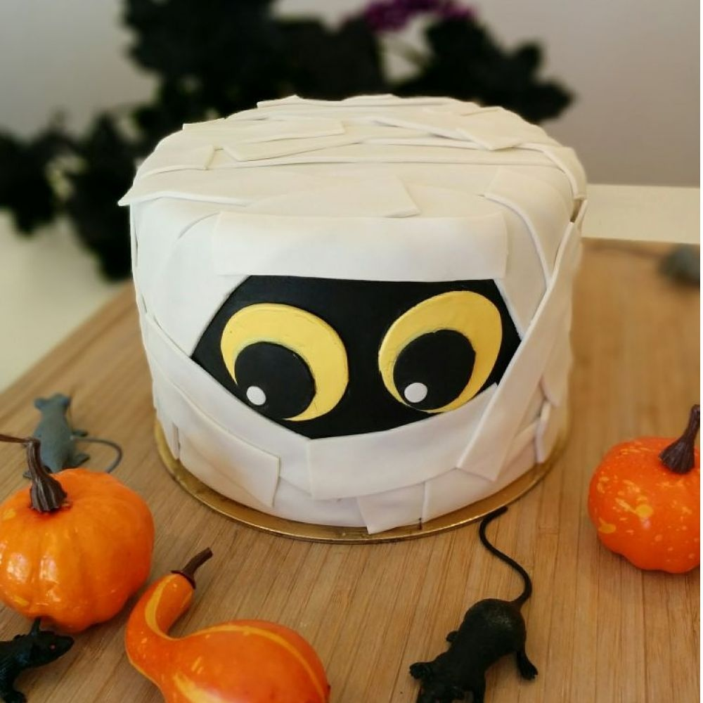 G teaux halloween les glaceurs - Idee deco gateau halloween ...