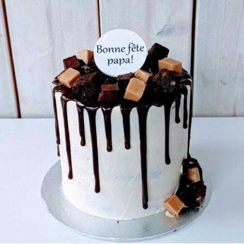 Gâteau Papa - 12 à 15 portions