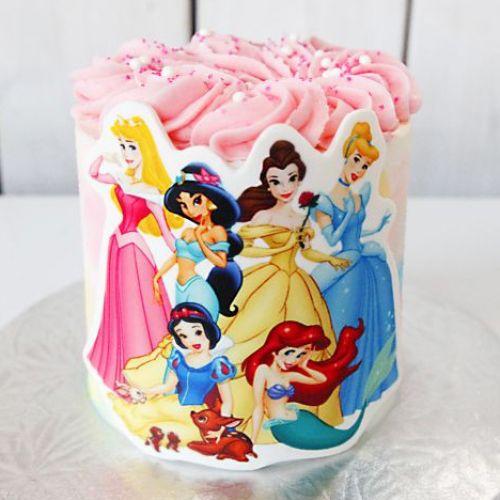 Gâteau Princesses - 12 à 15 portions