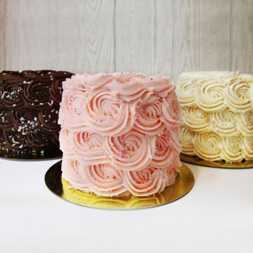 Gâteau rosette 12 à 15 portions