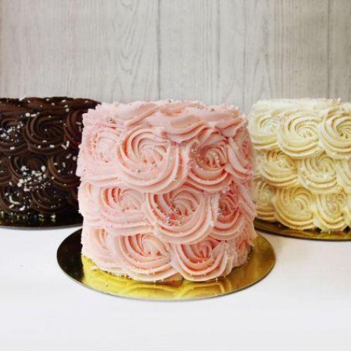 Gâteau rosette 2 à 4 portions
