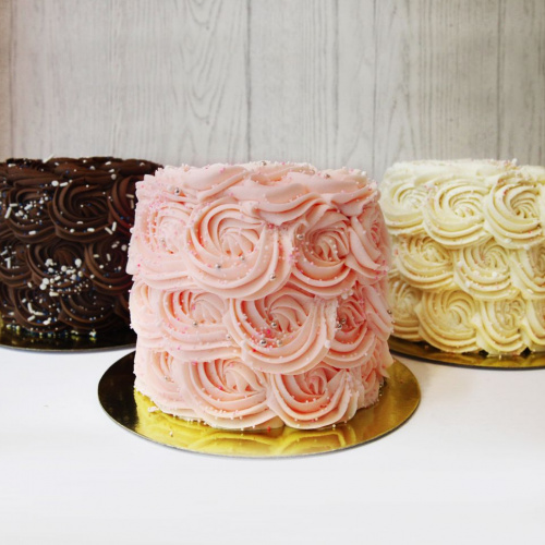 Gâteau rosette 6 à 8 portions
