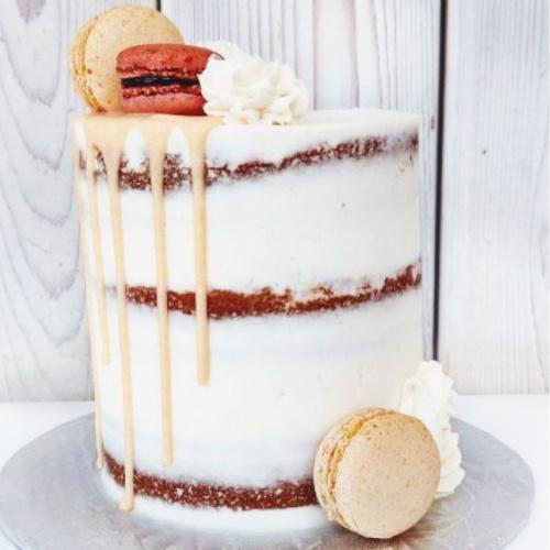 Naked Cake - 12 à 15 portions