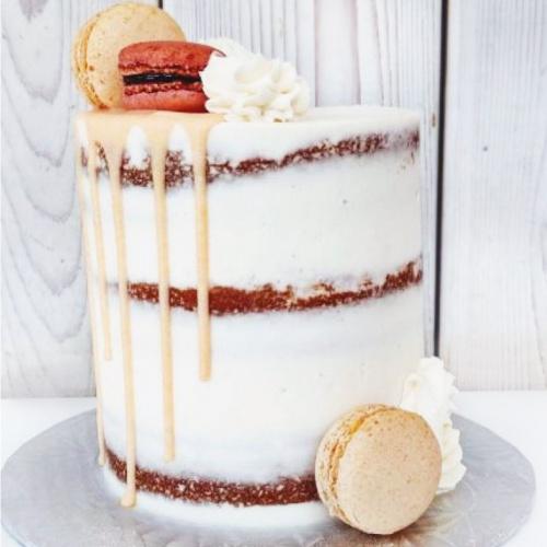 Naked Cake - 2 à 4 portions