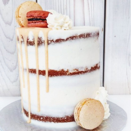 Naked Cake - 20 à 25 portions