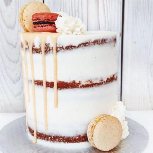 Naked Cake - 6 à 8 portions