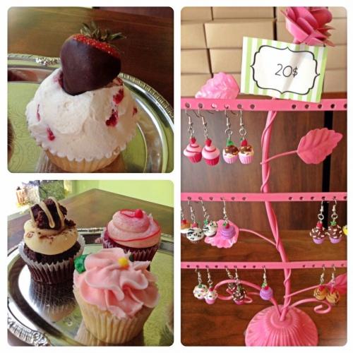 Top 3 cupcakes à Montréal