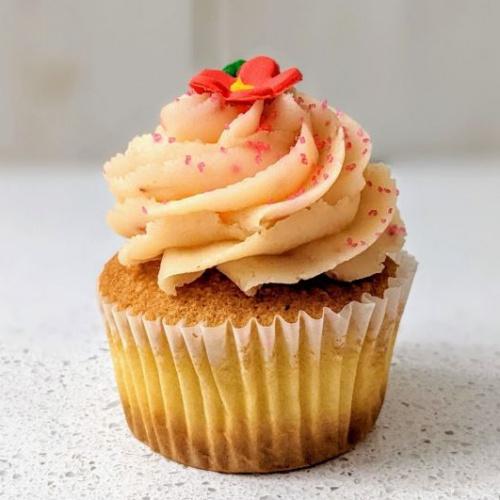 Vanille-strawberry