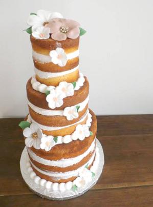 Gâteaux Cupcakes Pour Mariages Les Glaceurs