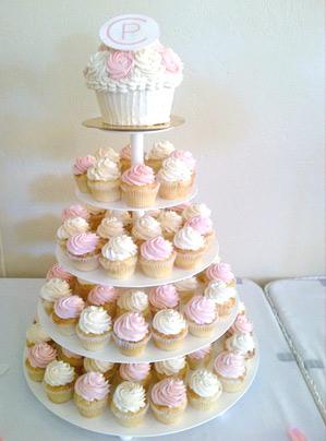 Gâteaux & cupcakes pour mariages - Les Glaceurs